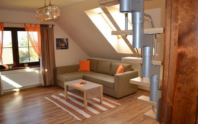 "Apartament ""Orange"""