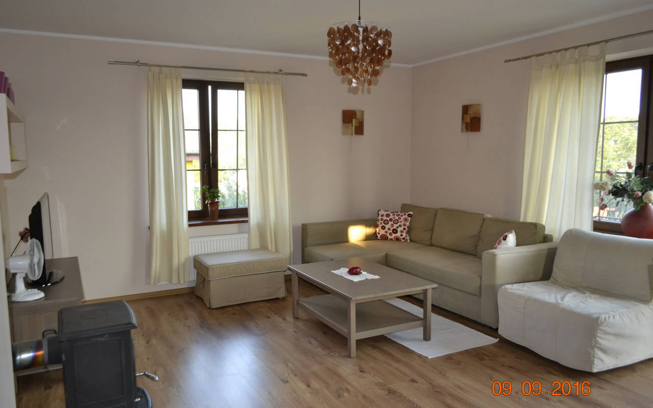"Apartament ""Rose"""